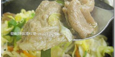 台北東區 朝鮮味 韓國料理 - 抓住胃的好味道