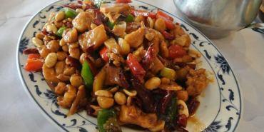 《美國加州》福恩園。Little Sichuan Restaurant。真的是四川菜嗎@@