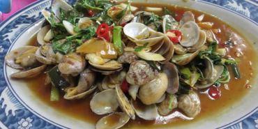 宜蘭 烏石港 龜山島7號海鮮餐廳 頭城人平常都吃什麼呢