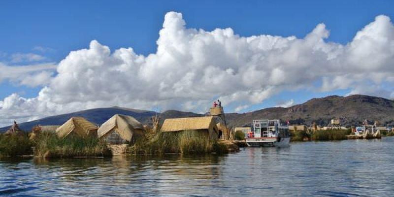 《南美》祕魯。普諾。蘆葦島。套裝一日遊。的的喀喀湖。part2 蝦米是高山症!?