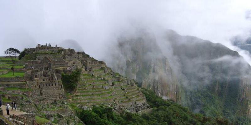《南美》祕魯。庫斯科。馬丘比丘。Machu Picchu。傳說中的失落帝國