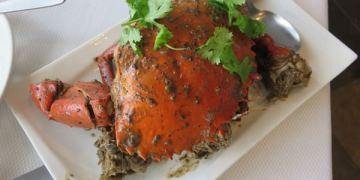 新加坡珍寶海鮮 Jumbo Seafood THE RIVERWALK 真趕時間