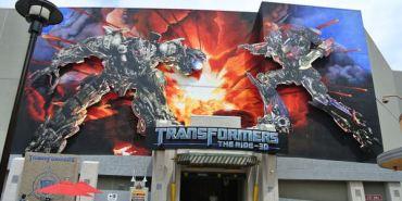《美國加州》環球影城。Universal Studio Hollywood。自駕二訪!!!驚心動魄
