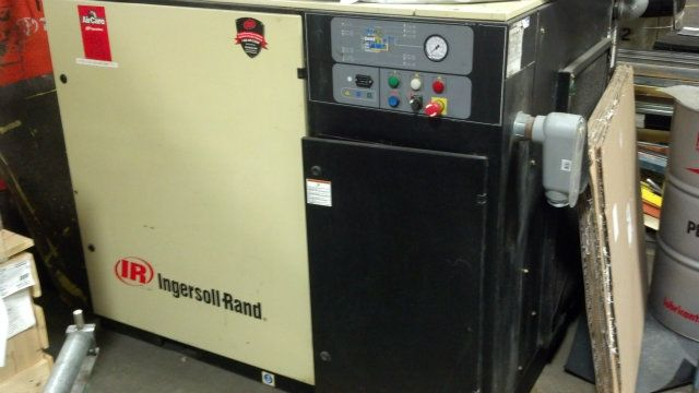 Make Up Rand Used Ingersoll Rand Ssr Up6-40-125 Make Up Air Unit