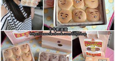 彌月蛋糕│李亭香餅店百年製餅家♥台灣馬卡龍~外觀討喜的手工小泡芙*