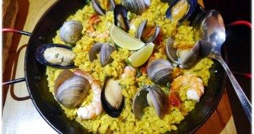 新竹美食│南寮 村落餐廳。看夜景吃美食,適合浪漫約會的西班牙餐廳*