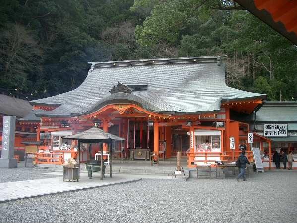 熊野那智神社2