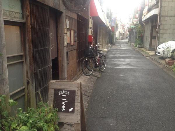 こぐまカフェ1
