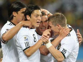Germany v Australia