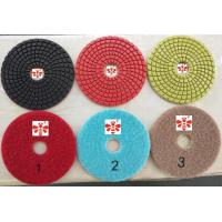 4 Inch Diamond Polishing Pads For Concrete Countertops