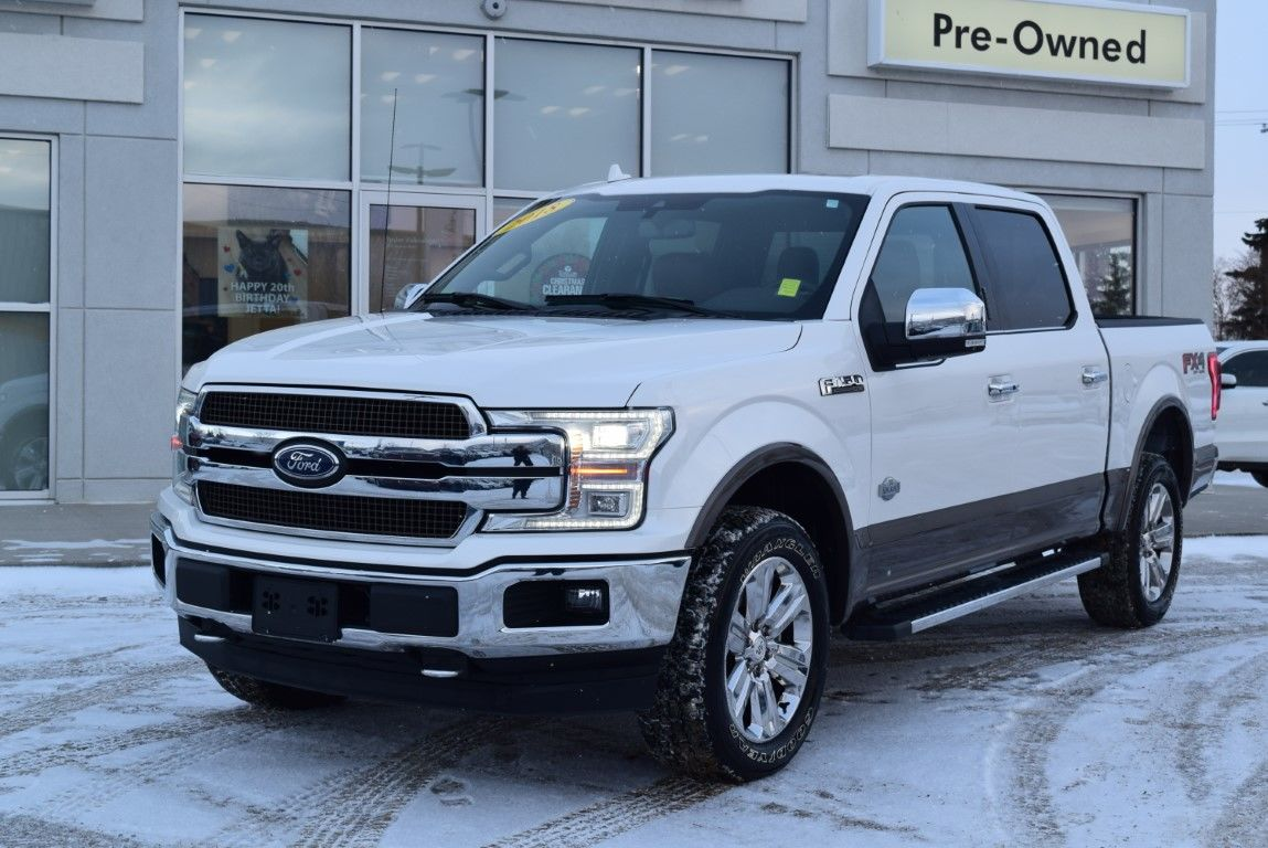 Ford F150 4x4 Used 2018 Ford F150 4x4 Supercrew King Ranch 145 Wb For Sale