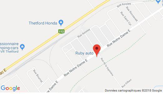 Ruby Hyundai Hyundai Parts  service in Thetford Mines