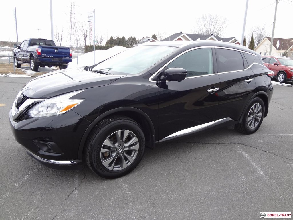 Nissan Qashqai 2016 Interieur Used 2016 Nissan Murano Sl In Sorel Tracy Used Inventory Sorel