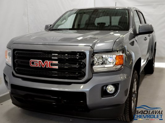 Centre Commercial Laval New 2019 Gmc Canyon Denali, Crew Cab, L/box Satin Steel