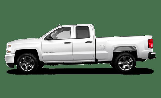 chevrolet silverado 2019 white