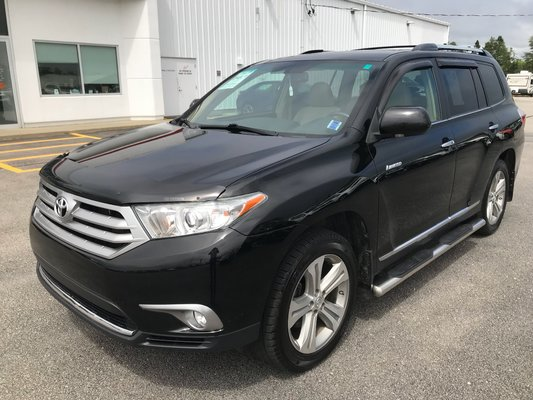 Used 2013 Toyota Highlander Limited in Yarmouth - Used inventory