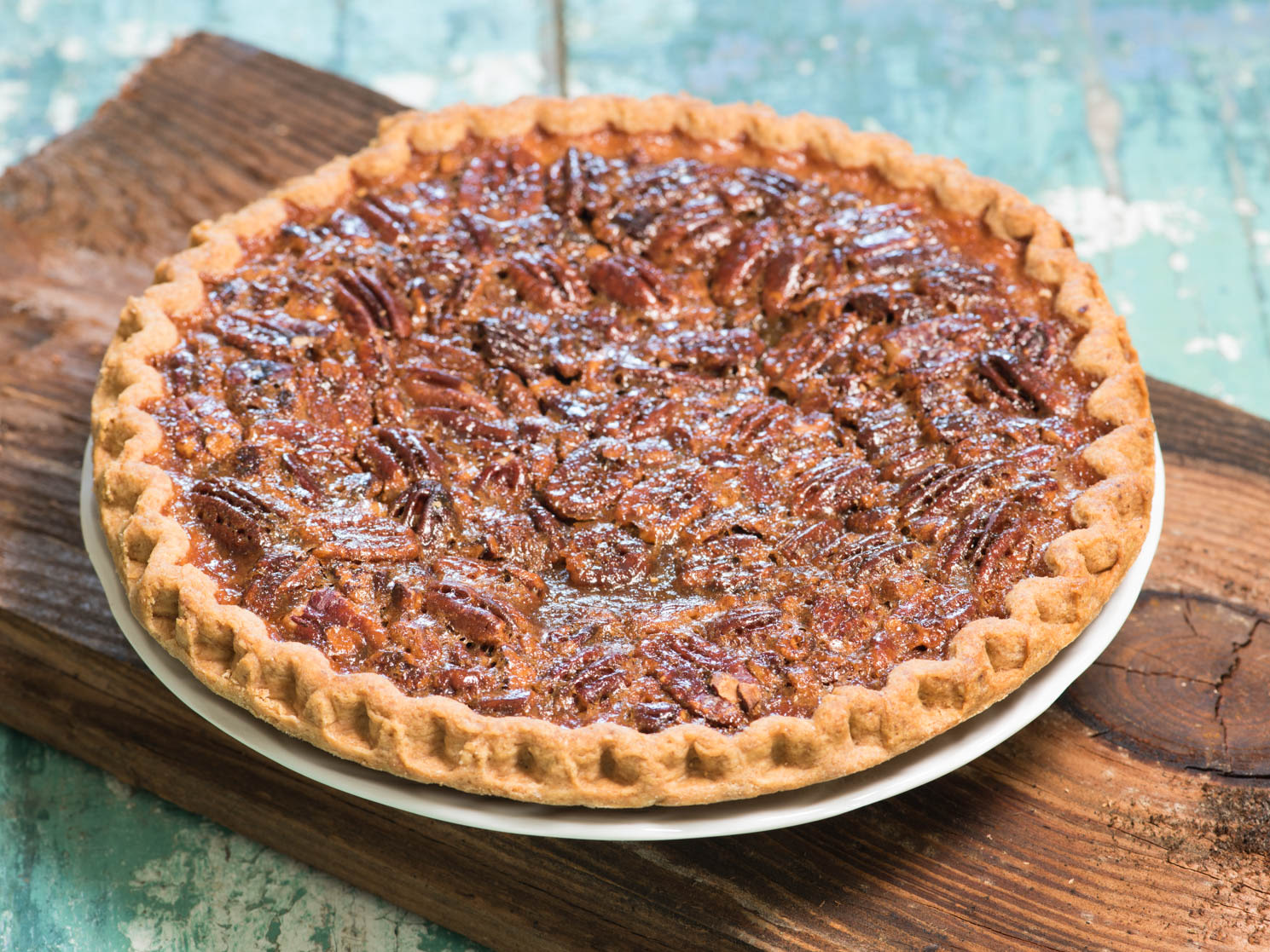 Fullsize Of Southern Pecan Pie Recipe