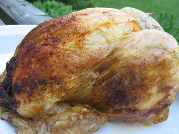 Easy Honey And Lime Roast Chicken Recipe - Food.Com