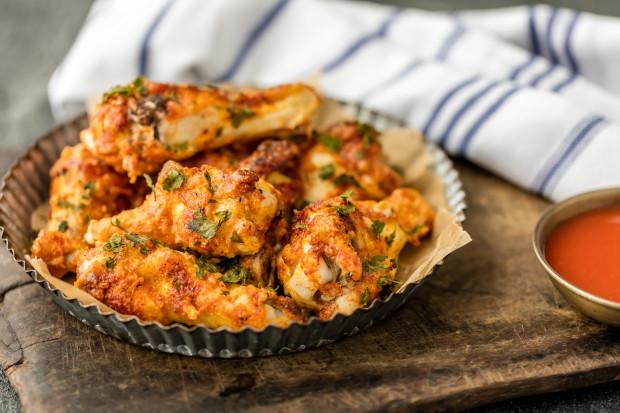 Oven Crisp Chicken Wings Recipe - Food.Com