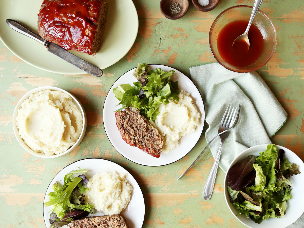 Cuisines Queva Yes Virginia There Is A Great Meatloaf