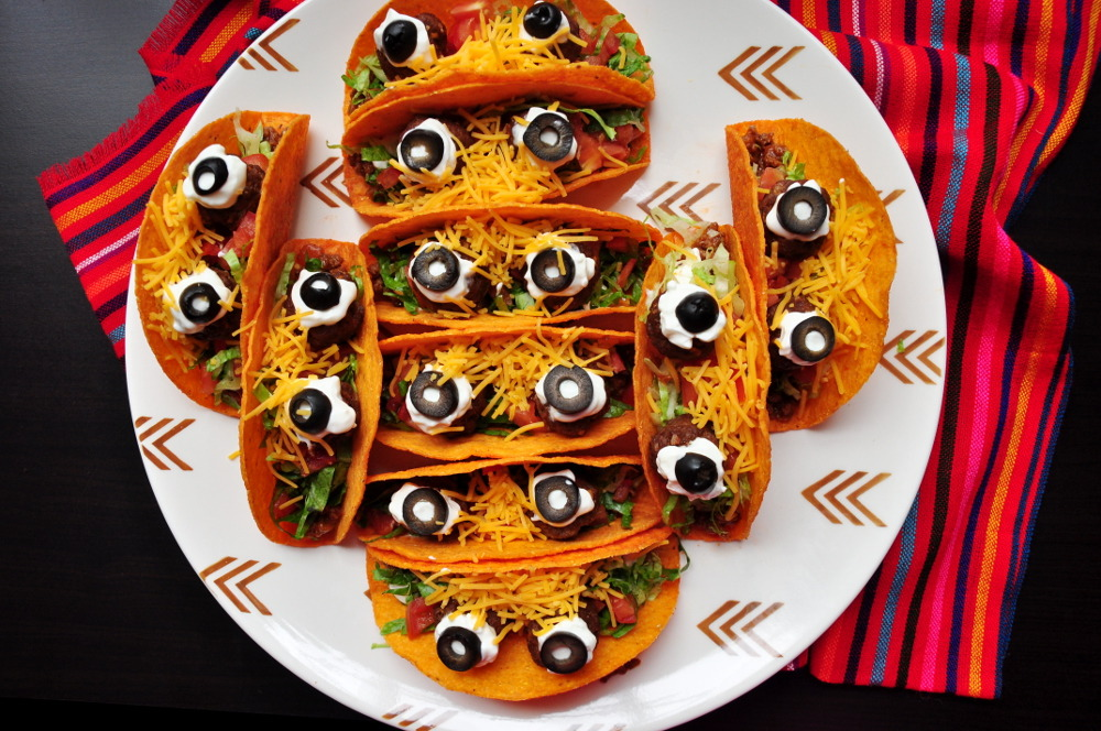 36 Halloween Party Food Ideas And Snack Recipes - Genius Kitchen