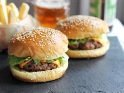 Aweinspiring Burger Recipes Genius Kitchen Gordon Ramsay Burger Recipe Oven Gordon Ramsay Burger Recipe Egg Yolk