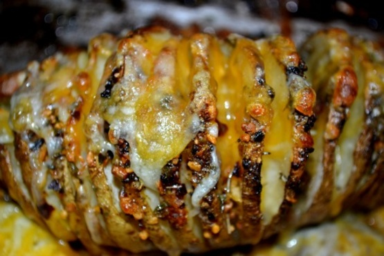 Sliced Baked Potatoes Recipe - Food.Com