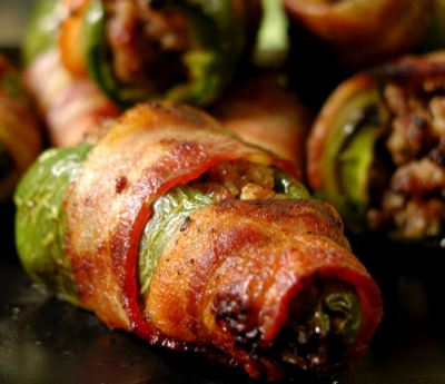Grilled Jalapeno Peppers Recipe - Food.com