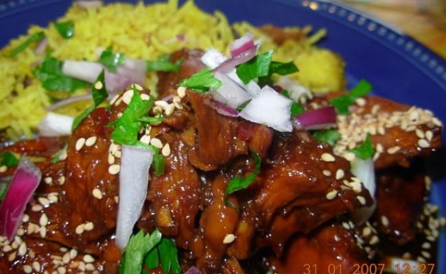 Easy Indonesian Chicken Recipe Food