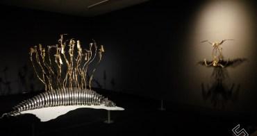 從《崔旴嵐:靈魂機械鍊金術》看生命的呼吸與振顫 in 台中國美館