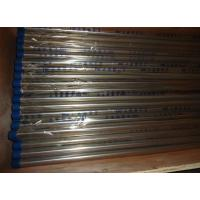 Grade 304 Seamless Stainless Steel Pipe , 25MM Stainless ...