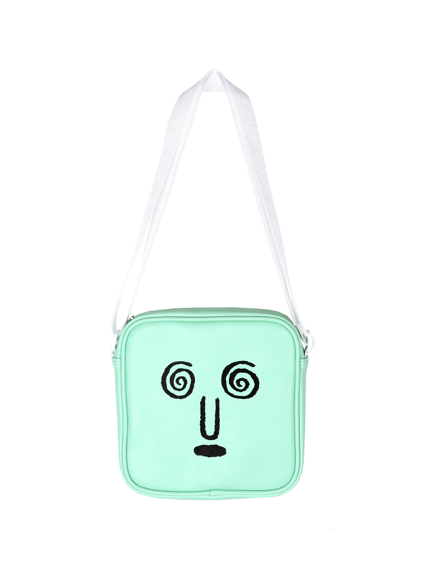 Top Nounou 80 Nounou Face Shoulder Bag Mint