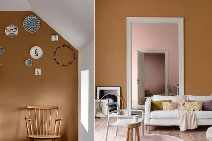 Hanglamp Slaapkamer Kwantum Shoppen: 9 Deco-items In Spiced Honey, Dé Trendkleur Van 2019