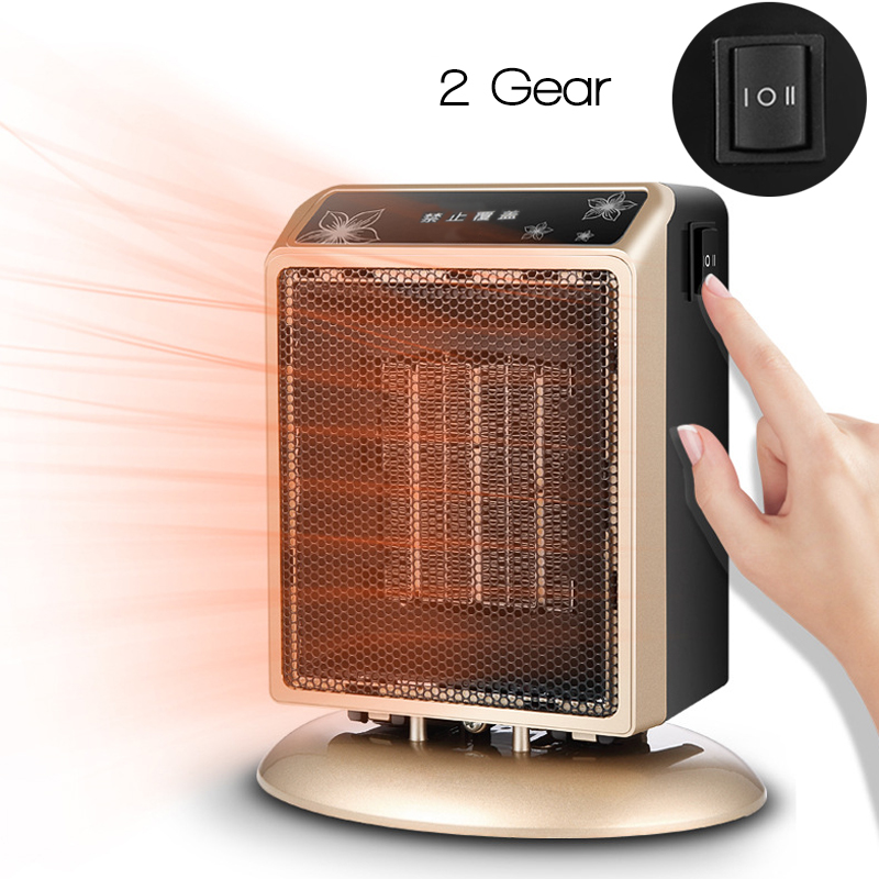 900w Mini Heater Personal Space Heater Warmer For Room