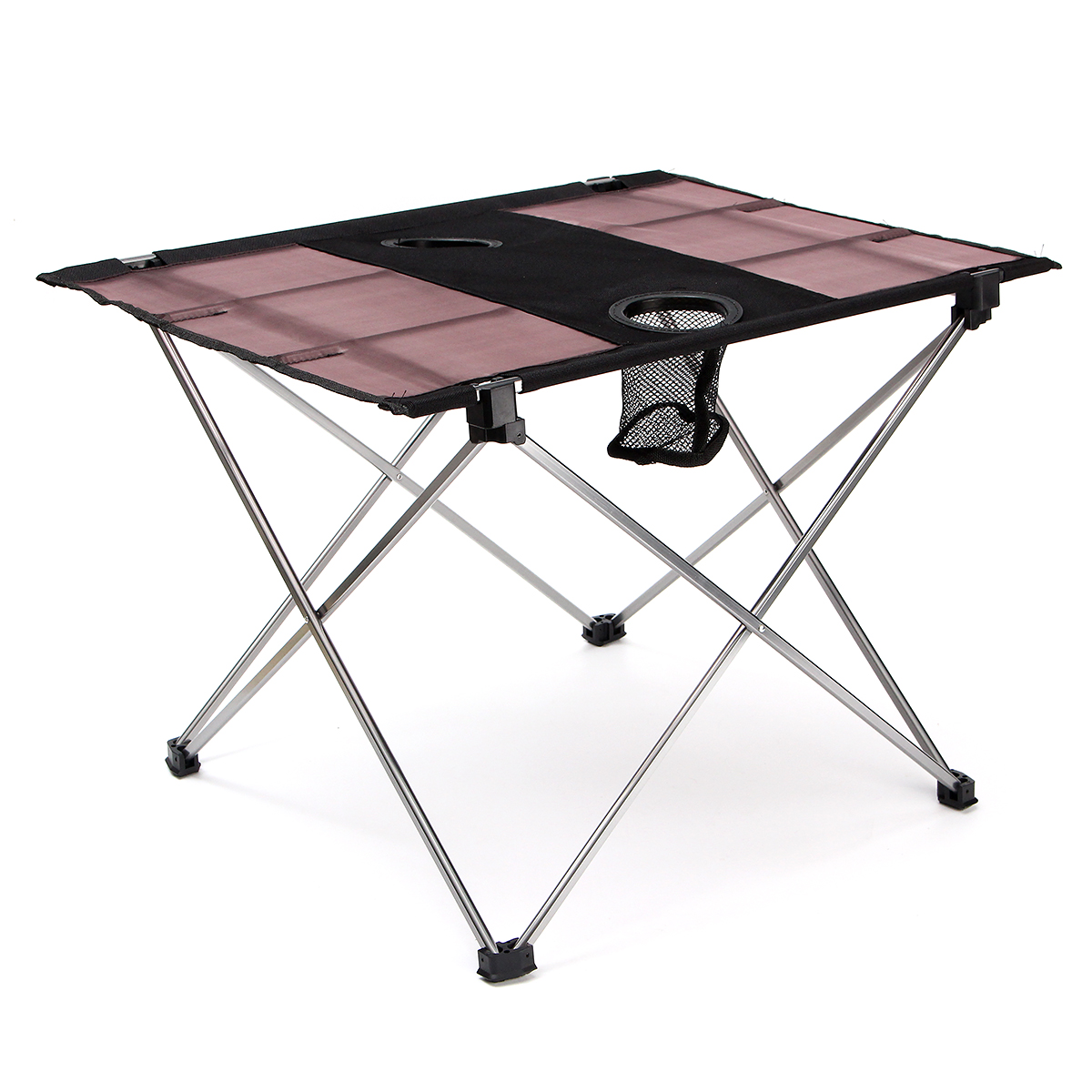 Table Aluminium Pliante Outdoor Table Pliante Portable Picnic Bureau Pliable Ultralight Alliage D Aluminium Pour Camping Randonnée
