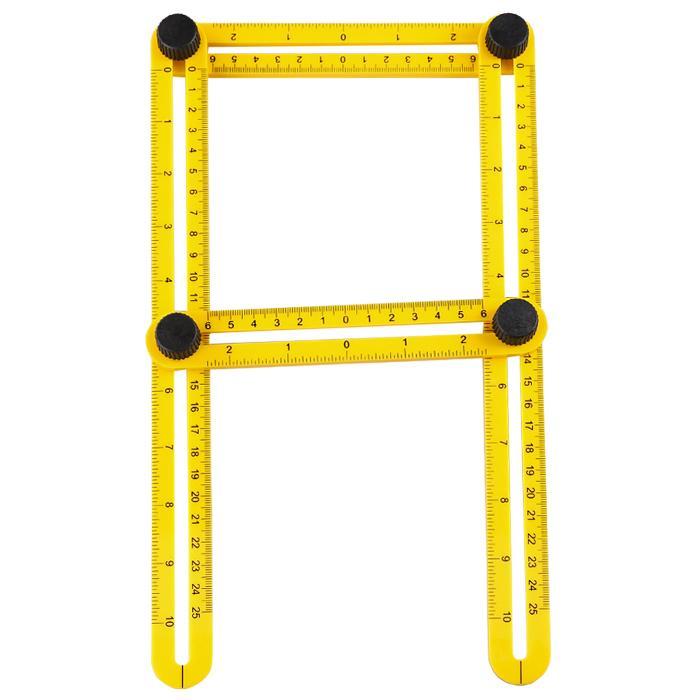 Professional Angle Template Tool Angle Measuring Tool Protractor