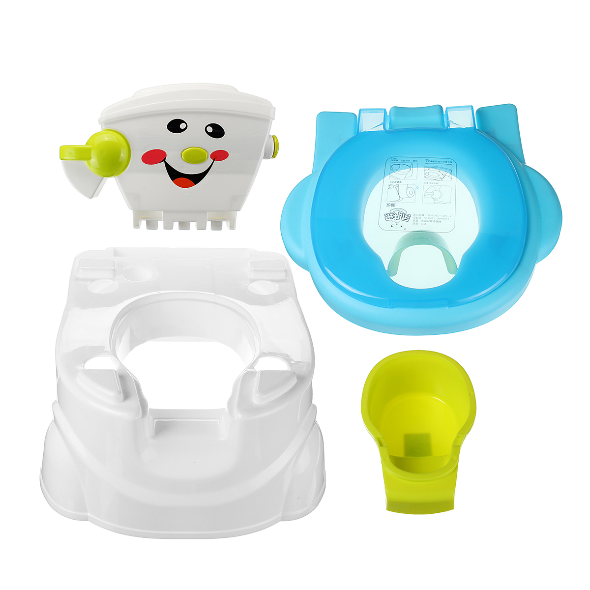 Toilettensitz Für Kleinkinder 2 In1 Tragbare Musik Kinder Baby Wc Trainer Kind Kleinkind