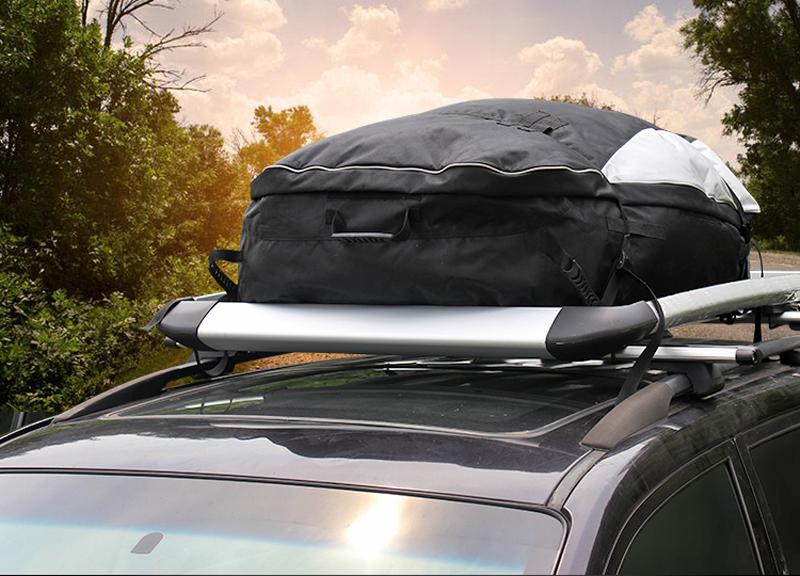 105 X 80 X 45cm Waterproof Cars Roof Top Cargo Carrier Bag