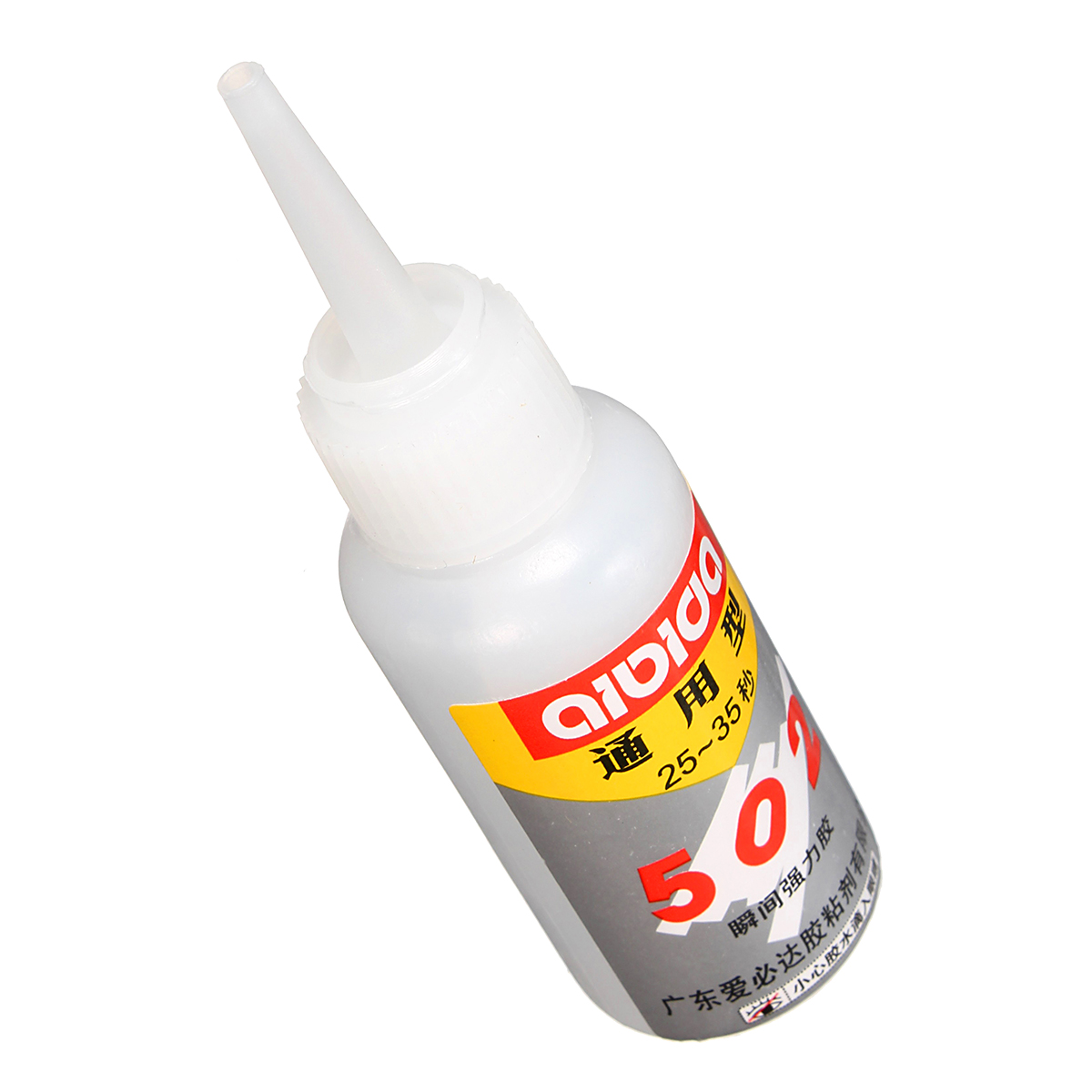 Crazy Glue Super Glue 502 Instant Quick Drying Adhesive Fast Strong Bond For Leather Rubber Metal 15g