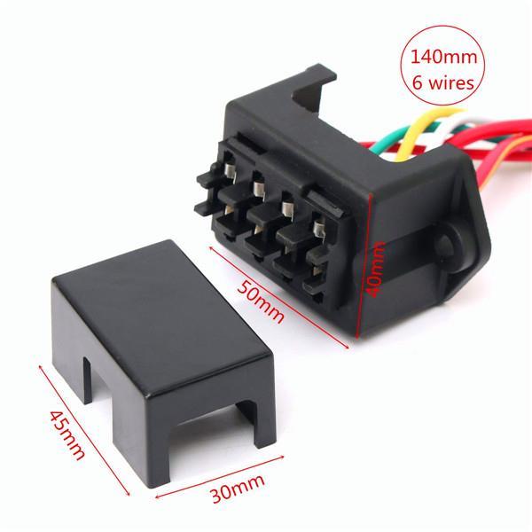32v 12 way circuit car boat automotive blade fuse box block holder
