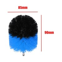 3.5 inch drill cleaning ball brush power scrubber bathroom ...