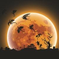 Halloween Spooky 3D Pterosaur Wall Glass Window Wall ...