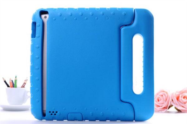 Child Handle Case Voor Ipad 2 3 4 Air Mini Eva Silicon