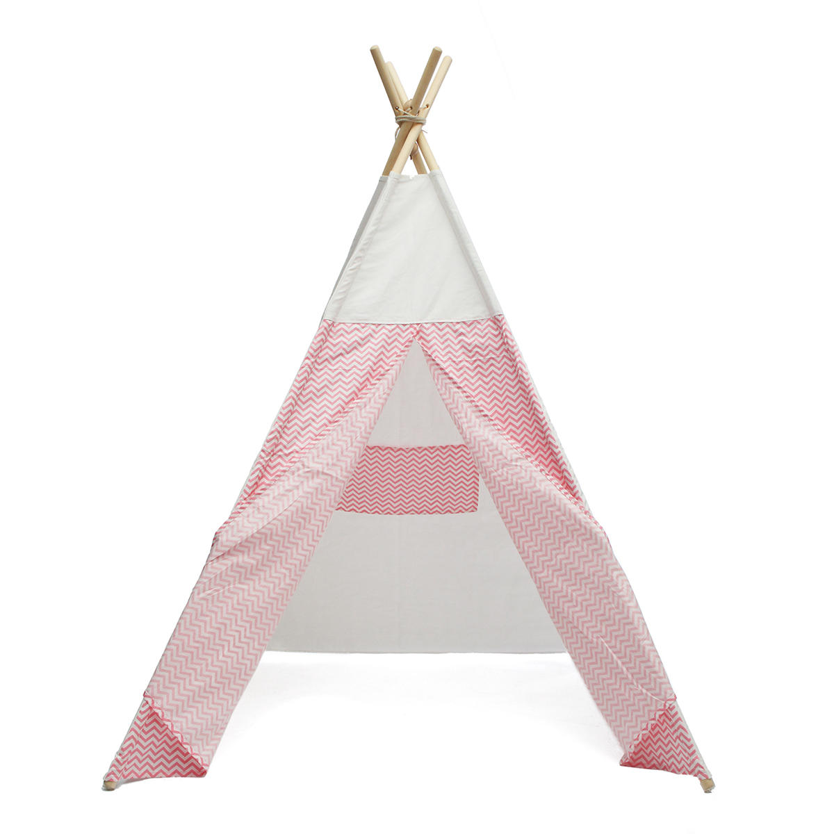 Teepee Kids Indoor Children Kids Play Tent Teepee Playhouse Sleeping Dome Toys Castle Cubby