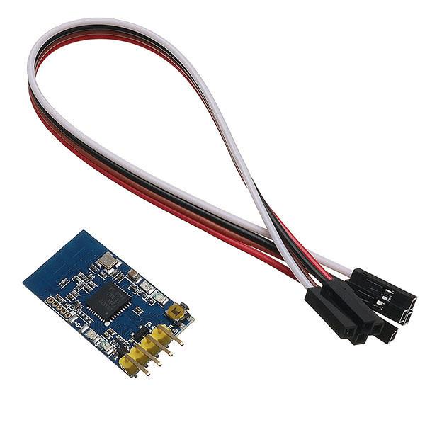 dl-20 3-5v 24g zigbee full-duplex wireless serial uart port two way