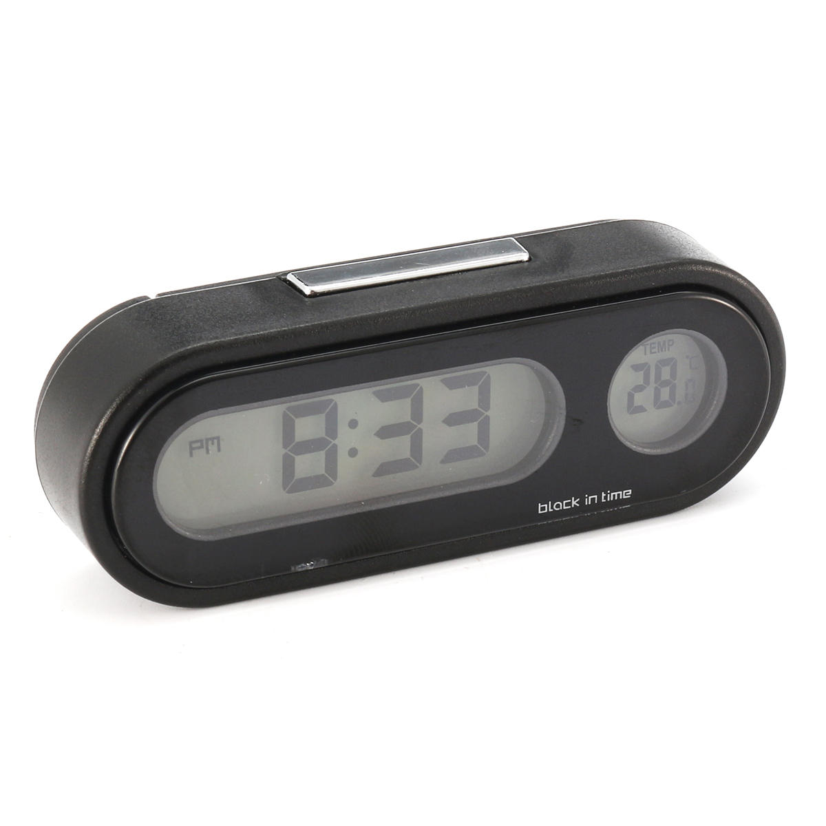 Digital Clock For Sale Auto Car Van Mini Digital Clock Temperature Meter