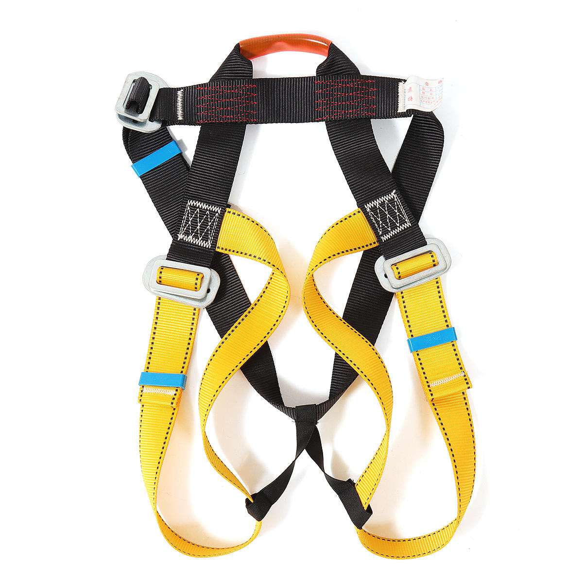 Safety Belt Climbing Belt Camping Safety Rock Protection Waist Belt High Altitude Safety Belt Harness Equipment