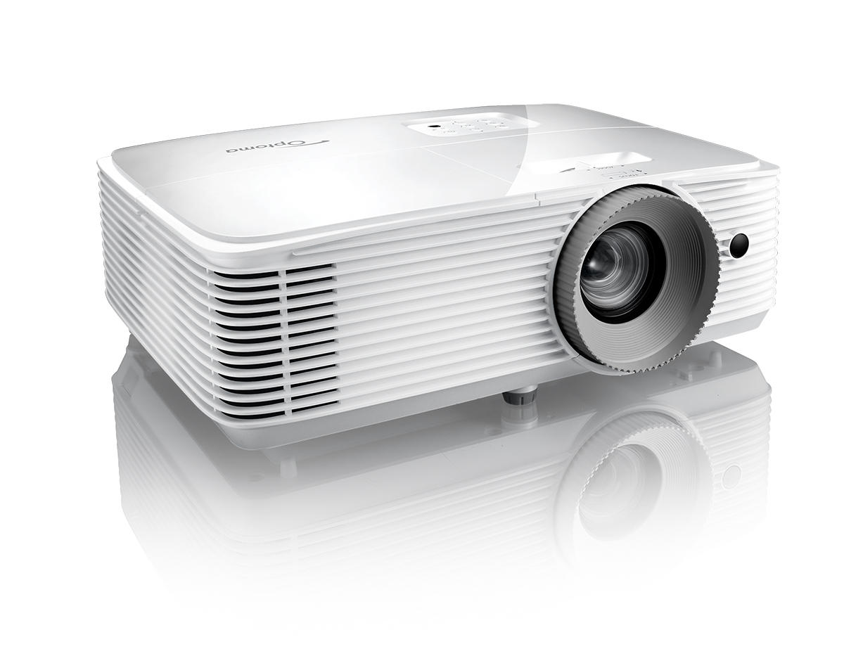 Optoma 3d Optoma Hd300 Projector Super Bright 3200 Ansi Lumens 1080p Full Hd Daylight 3d Projector
