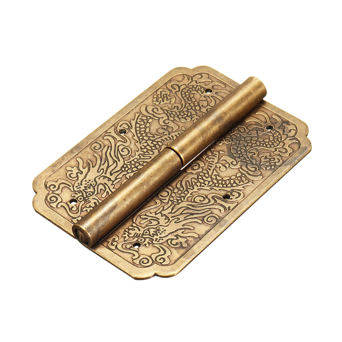 Dragon Lamps For Sale Door Hinge Chinese Furniture Brass Hardware Trunk Cabinet Door Hinges Copper Dragon 3 15