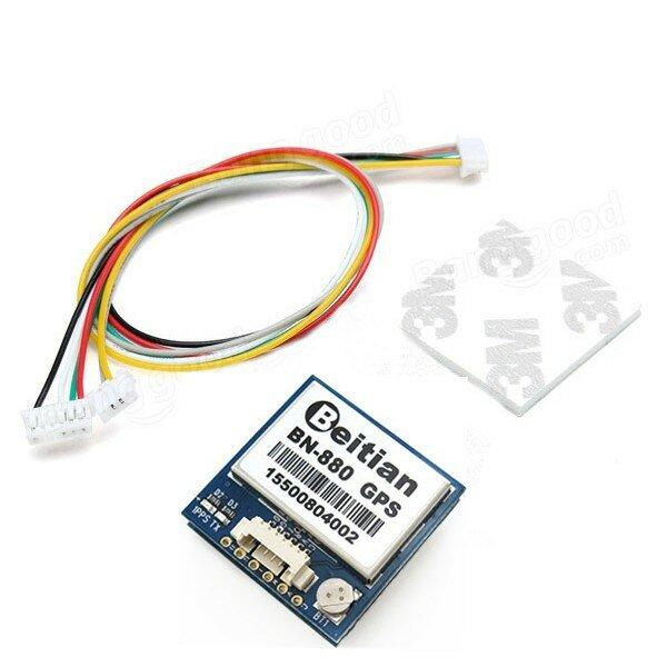 beitian bn-880 flight control gps module dual module compass with